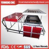 Acrilico / ABS banheira / bandeja / lavatório / lavatório vácuo termoformagem / formando / moldagem / máquina de moldagem