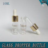 10ml Transparent Perfume Empty Knell Dropper Bottle