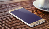 Samsung S7/S7 가장자리를 위한 반대로 파란 매끄러운 애처로운 강화 유리 스크린 프로텍터