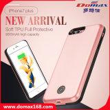 プラスiPhone 7のための携帯電話李ポリマー電槽力バンク