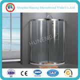 Chuveiro temperado / chuveiro Porta Vidro (claro, ácido, figurado tudo disponível)