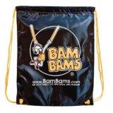 La ginnastica di nylon di alta qualità mette in mostra il sacchetto di Drawstring con forte stringa