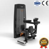 Machine rotatoire de force de torse de matériel d'exercice de gymnastique de modèle de bruit