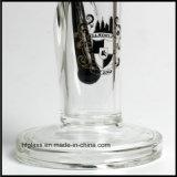 Narguilé en verre 10 pouces de tube en verre de conduite d'eau droite Illadelph bon marché
