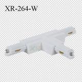 Beleuchtung-Spur T-Form Verbinder des PC Material-2 der Draht-LED (XR-264)
