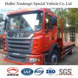 Mini camion a base piatta di JAC per Transportion di grande e macchina pesante