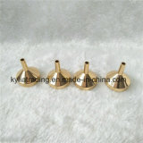 Mini petit entonnoir en aluminium d'or pour le liquide Af-06