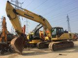 Máquina escavadora PC450 de KOMATSU, equipamento pesado usado das máquinas escavadoras hidráulicas para a venda