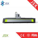 Nuevo corte del laser de la fibra del marco del verde del diseño de Alemania de la llegada de Jsx-3015D y máquina de Graving