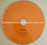 """350mm (14 """") 소음기 화강암 브리지의 직경은 톱날을"""