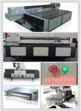 잉크 제트 큰 체재 인쇄 기계 UV 평상형 트레일러 인쇄 기계 3D 도형기 인쇄 기계