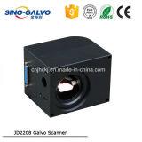 Testa ad alta velocità di Galvo del segnale di Jd2208 14mm Digtal per la marcatura e l'incisione del laser
