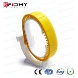Wristband estável e longo da freqüência ultraelevada RFID da distância da leitura