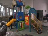 De mini Speelplaats van de Reeks voor de Opvang van de per-School