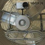 """24 """" Zoll-Walzen-Trommel-Fußboden-Ventilator-System-industrielles Hochleistungshandelslager"""