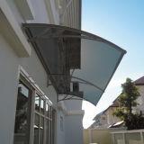 Tente en plastique transparente claire manuelle de polycarbonate de DIY