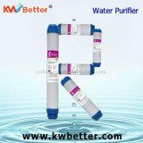 Cartuccia del depuratore di acqua di GAC con la cartuccia di filtro pieghettata dall'acqua