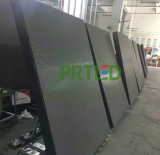 Publicité couleur personnalisée en plein air P6 LED Sign with Front Open Board