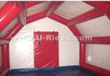 20 شخص خيمة طبيّة قابل للنفخ مع [رد كروسّ]