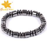 宝石類の作成のためのHtb-16112803方法黒カラー磁気ビード