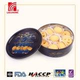 Biscuits de beurre de empaquetage normaux d'emballage de caractéristique et de cadeau en bidons