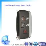 Telecontrole chave do carro para smart card de land rover Evoque