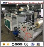 Carrete de película automático de la burbuja de aire a la cortadora transversal de las hojas (DC-HQ500-1500)