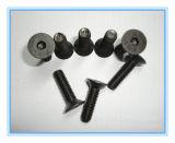 Vis principales fraisées par plot d'hexagone de l'acier inoxydable DIN7991