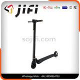 Scooter électrique de Jifi, scooter de la fibre E de carbone, scooter pliable d'équilibre