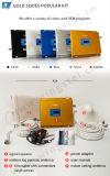 G/M aumentador de presión/repetidor/amplificador de la señal del G/M de la red de 900/1800 megaciclo, repetidor del teléfono celular 900 1800MHz