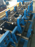 Rolo material da configuração do Purlin de C que dá forma à máquina