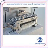 Doces enchidos elegantes que fazem a leite da máquina a linha de produção macia dos doces