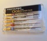 Архивы зубоврачебного золота Niti Protaper роторные для Endodontic обработки