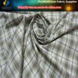 나일론 Shirts&Beach 바지를 위한 털실에 의하여 염색되는 격자 무늬 직물