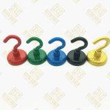 De aangepaste Kleurrijke Magneet van de Pot met Haak