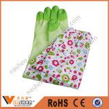 Длинние перчатки чистки латекса втулки для пользы кухни
