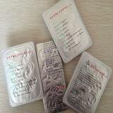Folha médica da bolha da embalagem da selagem quente para a tabuleta