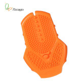 減量のスキンケアの電気暖房の振動マッサージの手袋