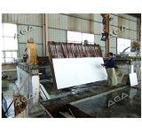 45 de Scherpe Machine van de Brug van de Steen van de hoek om Graniet/Marmeren Plakken (HQ700) Te zagen