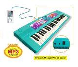 Het Elektronische Toetsenbord van de Piano van het jonge geitje
