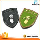 Pinstar Factory Wholesale Preço barato Morte Actical América Militar Bandeira PVC Patch