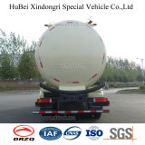 29cbm Dongfeng Charcoal Powder Tanker Truck com Cummins Diesel Engine