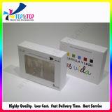 Rectángulo de regalo plegable del papel electrónico del producto del diseño de la manera pequeño