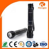 Modificação solar de alumínio da lanterna elétrica do Cig do diodo emissor de luz E da euro- lanterna elétrica do mercado