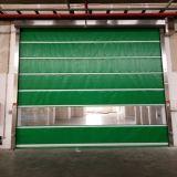 NahrungProcessoring industrielle motorisierte Walzen-Blendenverschluss-Plastiktür (HF-1087)