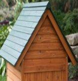 Псарня Doghouse дома любимчика 2017 зим деревянная