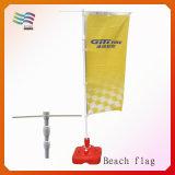 Bandierina di spiaggia del Teardrop della stampante della bandierina di Guangzhou per la promozione esterna