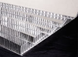 Base de panal de aluminio y hojas (hora P042)