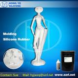 Silicones liquides de modèle de moulage pour le moulage de gypse