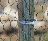 Плетение звена цепи загородки звена цепи с низкоуглеродистой сталью